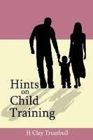 Hints on Child Training (Paperback)
