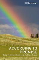 According to Promise: The Lord's Method of Dealing with His Chosen People (Paperback)