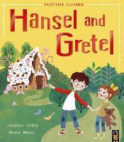 Hansel and Gretel - Fairytale Classics (Hardback)