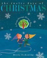 The Twelve Days of Christmas (Board book)