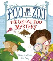 Poo in the Zoo: The Great Poo Mystery - Poo in the Zoo 2 (Paperback)