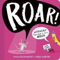 Roar! (Board book)