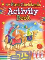 My First Christmas Activity Book (Paperback)