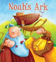 Noah's Ark - My First Bible Story Series (Paperback)