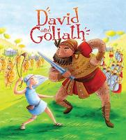 David and Goliath - My First Bible Story Series (Paperback)