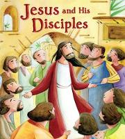 Jesus and His Disciples - My First Bible Story Series (Paperback)