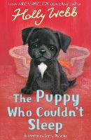 The Puppy Who Couldn't Sleep - Holly Webb Animal Stories 42 (Paperback)