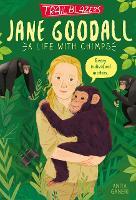 Trailblazers: Jane Goodall - Trailblazers 3 (Paperback)