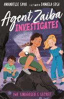 Agent Zaiba Investigates: The Smuggler's Secret - Agent Zaiba Investigates 4 (Paperback)