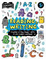 Help With Homework: 5+ Reading & Writing (Paperback)