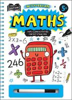 Help with Homework 5+: Maths - HWH Spiral Wipe-clean (Paperback)