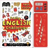 Help With Homework: 7+ English Challenge Pack (Hardback)