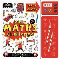 Help With Homework: 7+ Maths Challenge Pack (Hardback)