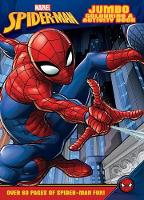 SPIDER-MAN: Jumbo Colouring and Activity Book