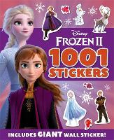 Disney Frozen 2 1001 Stickers (Paperback)