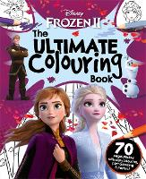 Disney Frozen 2 The Ultimate Colouring Book - Mammoth Colouring (Paperback)