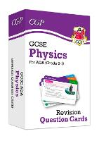 New 9-1 GCSE Physics AQA Revision Question Cards