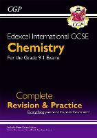 New Grade 9-1 Edexcel International GCSE Chemistry: Complete Revision & Practice with Online Edition