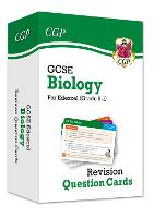 New 9-1 GCSE Biology Edexcel Revision Question Cards
