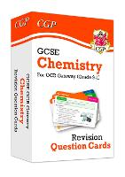 New 9-1 GCSE Chemistry OCR Gateway Revision Question Cards
