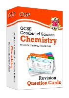 New 9-1 GCSE Combined Science: Chemistry OCR Gateway Revision Question Cards
