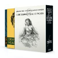 Drawing the Head and Hands & Figure Drawing (Box Set) - Andrew Loomis (Hardback)