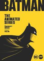 The Mondo Art of Batman: The Animated Series