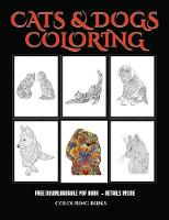 Colouring Books (Cats and Dogs)