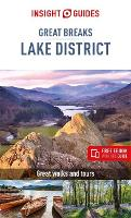 Insight Guides Great Breaks The Lake District (Travel Guide with Free eBook) - Insight Great Breaks (Paperback)