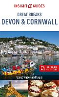 Insight Guides Great Breaks Devon & Cornwall (Travel Guide with Free eBook) - Insight Great Breaks (Paperback)
