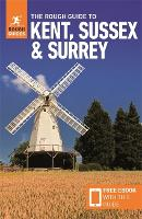 The Rough Guide to Kent, Sussex & Surrey (Travel Guide with Free eBook) - Rough Guides (Paperback)