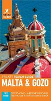 Pocket Rough Guide Malta & Gozo (Travel Guide with Free eBook) - Rough Guides Pocket (Paperback)