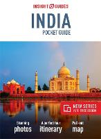 Insight Guides Pocket India (Travel Guide with Free eBook) - Insight Pocket Guides (Paperback)