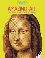 Colour Quest (R): Amazing Art: An Extreme Colour by Numbers Challenge - Colour Quest (Paperback)