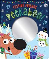 Festive Friends Peekaboo! (Board book)