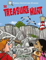 Puzzle Adventure Stories: The Treasure Hunt (Paperback)