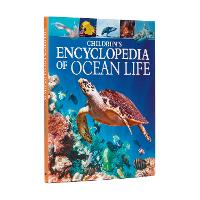 Children's Encyclopedia of Ocean Life - Arcturus Children's Reference Library (Hardback)