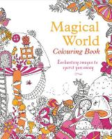 Magical World Colouring Book (Paperback)