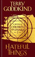 Hateful Things: The Children of D'Hara, episode 2 (Hardback)