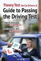 Theory test for car drivers and guide to passing the driving test (Paperback)