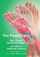 The PodyCharts foot charts for reflexology