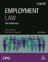 Employment Law: The Essentials (Hardback)