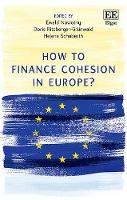 How to Finance Cohesion in Europe? (Hardback)