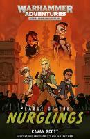 Plague of the Nurglings - Warhammer Adventures: Warped Galaxies 5 (Paperback)
