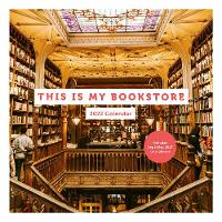 2022 Wall Calendar: This Is My Bookstore