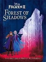 Disney Frozen 2: Forest of Shadows (Paperback)