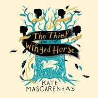 The Thief on the Winged Horse (CD-Audio)