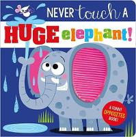 Never Touch a Huge Elephant!