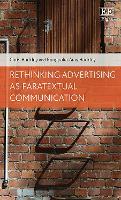 Rethinking Advertising as Paratextual Communication (Hardback)