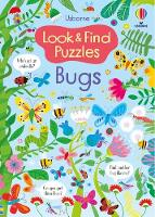 Look and Find Puzzles Bugs - Look and Find (Paperback)